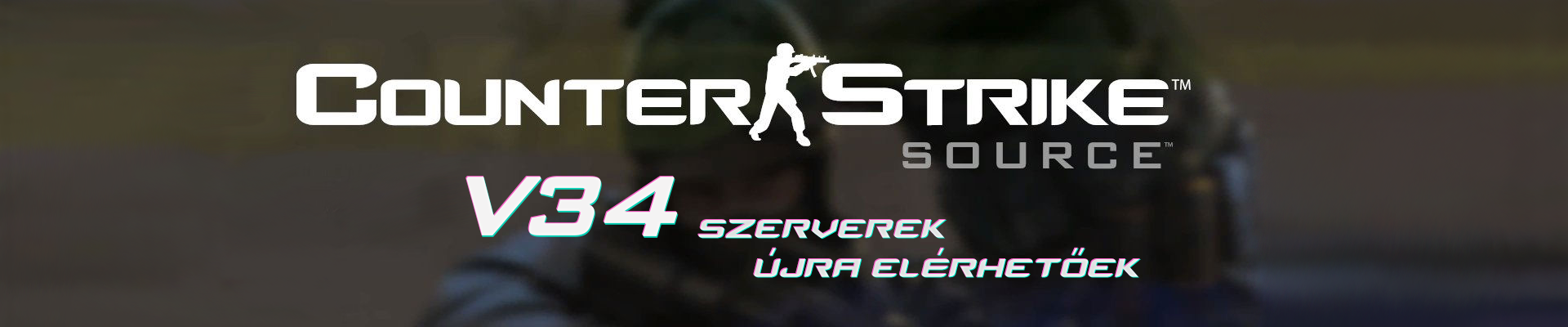 CS: Source V34 szerverek