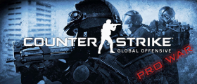 Counter-Strike: Global Offensive PRO WAR