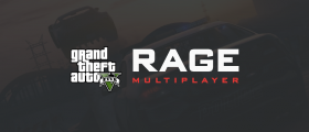 RAGE MP - GTA 5 Multiplayer